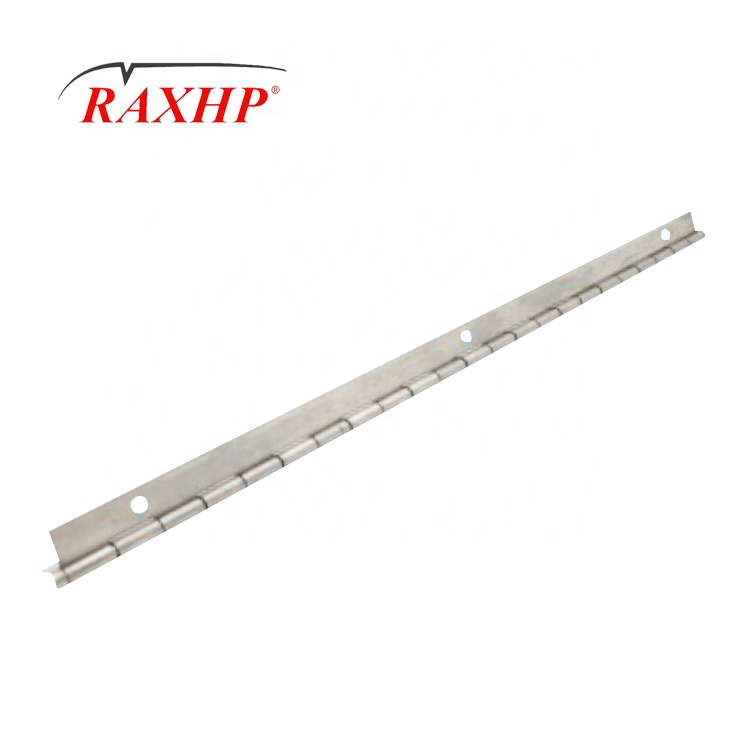 self color stainless steel long piano hinge