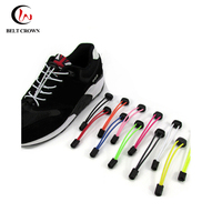 Promotion Color Beatiful Elastic Laces No