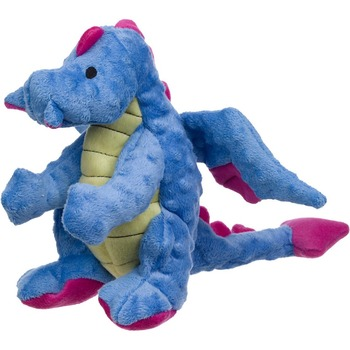High quality CE custom dinosaur plush toy blue plush dinosaur king toys