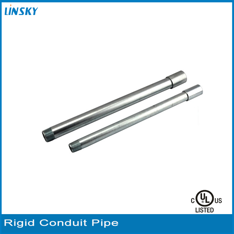 Alibaba China Conduit Pipe Fitting Supplier Steel Electrical Conduit, Conduit Company