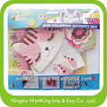 Mini Coloring Activity for Scrapbooking Set