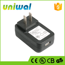 5v 3a usb charger adapter, 15w wall ac dc usb power adapters with EU/AU/US/UK plug options