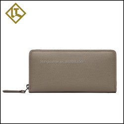 customized design fashion RFID Blocking PU leather handbag