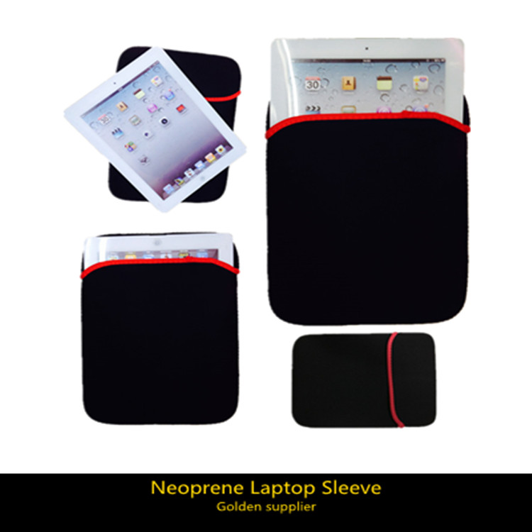 soft felt neoprene pad bag pad case 7.9 inch sleeve for iPad