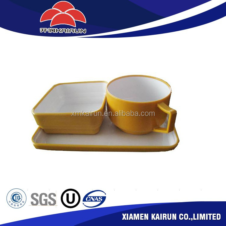 China manufacturer wholesale corn plastic tableware