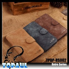 new product mobile case flip leather case cover for samsung galaxy grand 2