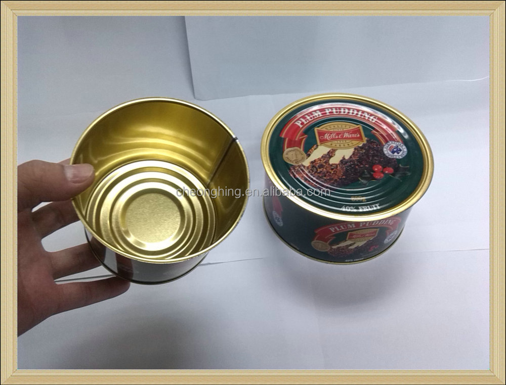 EOE WELD TIN CAN