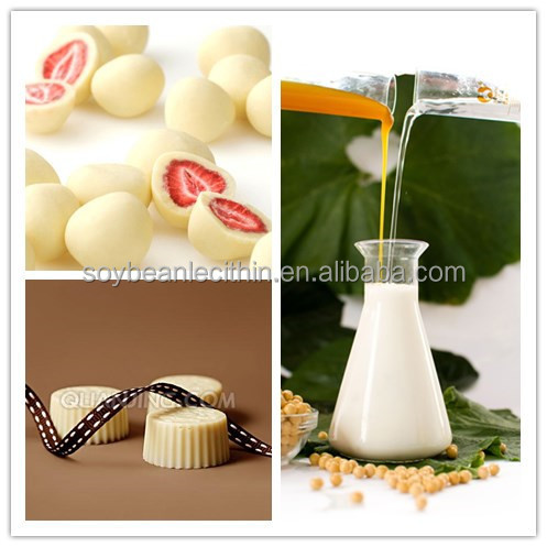 HXY-2SP white choclate level water soluble emulsifier soya Lecithin soybean extract