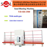 Shower room door window Glass making and processing sand blasting machine