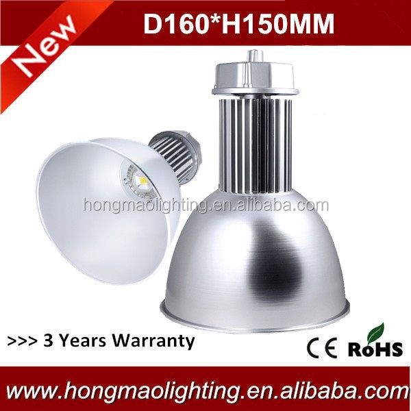 70w industrial led light high bay Processing plant light (CE,ROHS,PSE Listed)