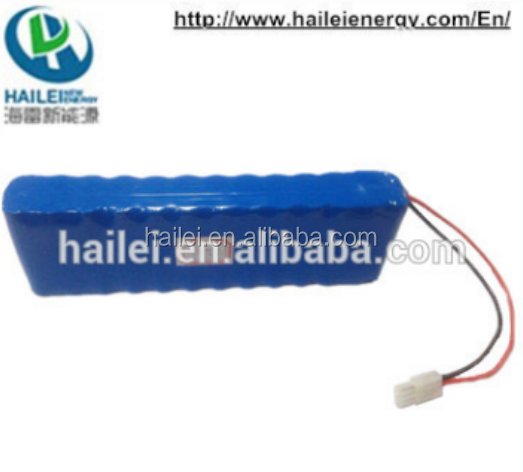 LED street light Battery 18650 12V 16Ah