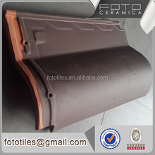 Terracotta Stone Coated Roof Tiles / cement roof tile making machine / Black Corrugated Roofing