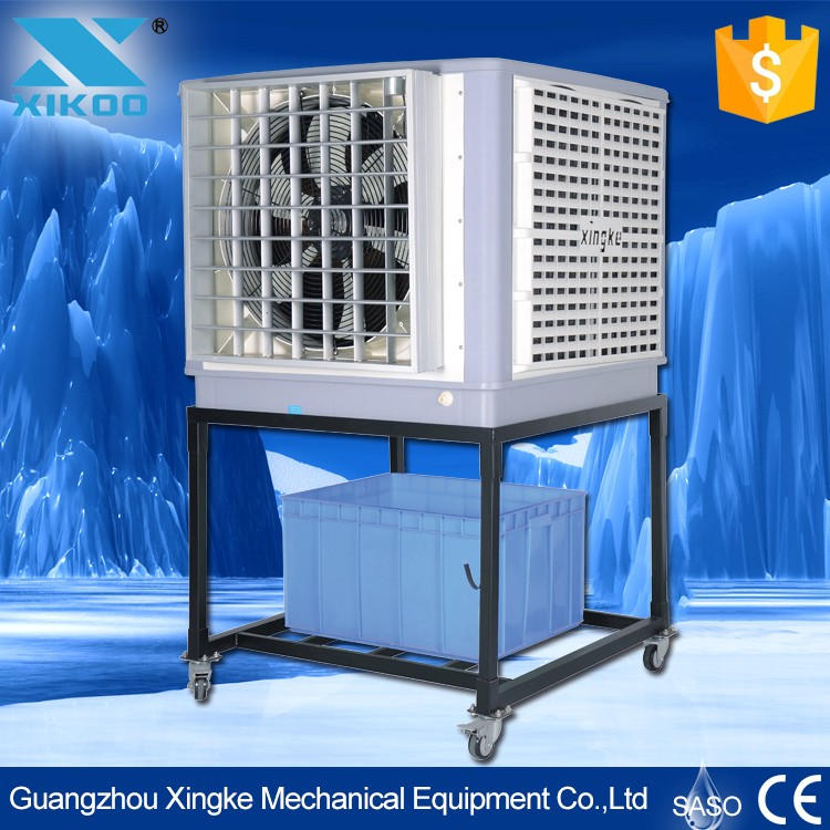 High quality factory honeycomb water air cooler with 18000M3/H airflow