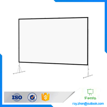 Fast Fold Screen Sizes And Slide Format Fast Fold Screen With Dress Kit