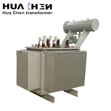 1000KVA 11KVA/415V oil immersed type distribution transformer power transformer