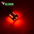 Factory supply car auto lights 7440 led t20 15SMD 3030 turn signal lights tail lamp