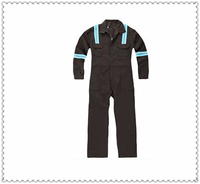 NFPA2112 Inherently fire resistant protection workwear coveralls