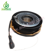 12v Electric Clutch 100mm/4PK For ZEXEL DKV-10R Compressor OE#506021-7562/Z0007584A/9910107107
