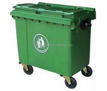 eco industrial large garbage bins for sale