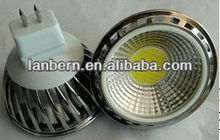 2013 new products high lux MR16 GU10 E27 5w COB LED Spot lighting CE&ROHS 3years warranty