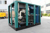 Desran Oil Free screw air compressor, oil less compressor, air compressor machine