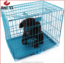 Handmade 4 x 4 x 6 New Dog Cage Pet Kennel and Dog Iron Cage