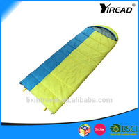 Envelope (with hat) outdoor camping portable camping sleeping bag