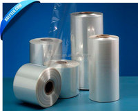 clear pvc vaccum bags film for fresh fruits