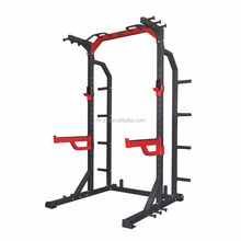 Heavy Duty Commercial Functional Training Crossfit Gym Equipment Half Squat Rack