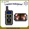 2000m Waterproof Remote Dog Training Collar System With 3 different LED flashing light