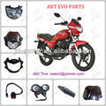 motorcycle spare parts for AKT EVO