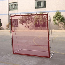 7ft x 7ft Tennis Baseball Rebounder Netto Training Set