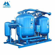factory price 200 m3/min flow capacity Working Compression Heat Purge Desiccant Air Dryer
