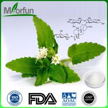 Natural powder stevia pure stevioside sweetener for bodybuilding