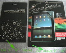 Anti-scratch Screen protector guard film for Asus MeMo Pad 7 ME70CX, High quality, Paypal also accepted