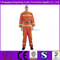 Top quality Fire Retardant clothing/Fireman Costume
