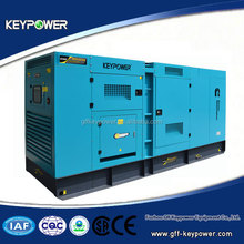 KEYPOWER 350KVA Sound Proof Generator Power by NTA855-G1B Engine Largest discount