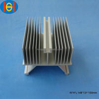 extruded aluminum heat sink led