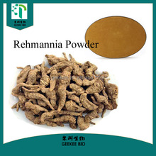 Nature product Fall blood sugar product rehmannia glutinosa powder
