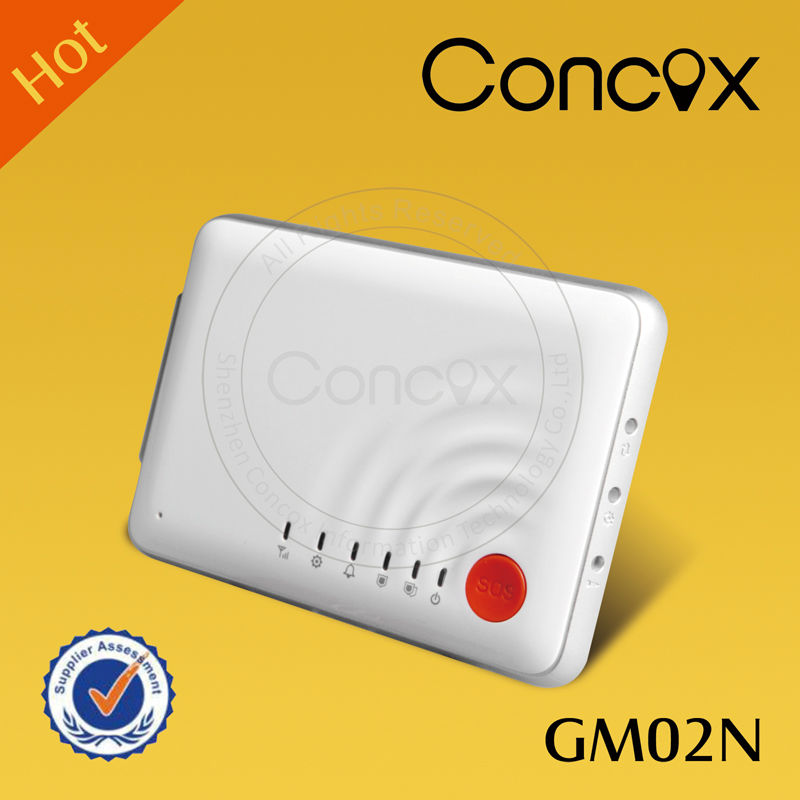 Concox alarm system GM02N remote monitoring home security items for home/ apartment/ building/ store/office safety