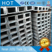 stainless steel u-channel size/u shaped metal channel/u channel standard dimensions