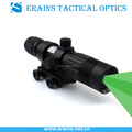 Tactical Green Laser Flashlight Green Laser Designator Laser Illuminator w/ Adjustable Beam Focus 30-50mW Subzero