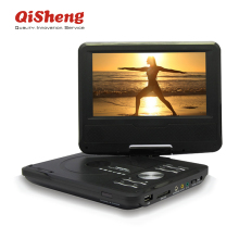 7 polegada MTK solution Portable lecteur DVD