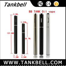 Tankbell vape tank 0.25ml/0.5ml Best Vaporizer Vape Pen/Disposable /cbd disposable vape pen