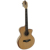 yunzhi fully handmade solid wood acoustic guitar with armrest