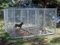 hot sale cheap large chain link cheap dog kennel playpen pet cages