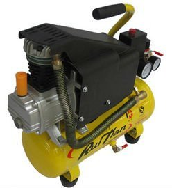 9L 1hp air compressor direct driven