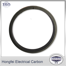 High sealed performance carbon seal ring qulity pure graphite spherical