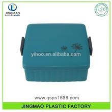 new plastic lunch box for promotional gift aluminum lunch box with lock