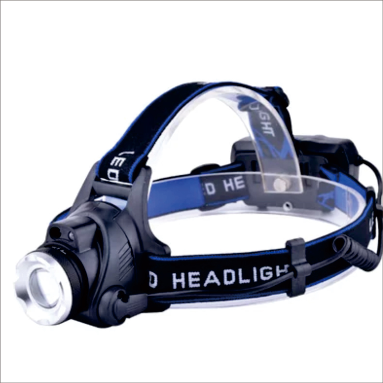 Motion Sensor USB Rechargeable LED Head lamp Zoomable Headlight